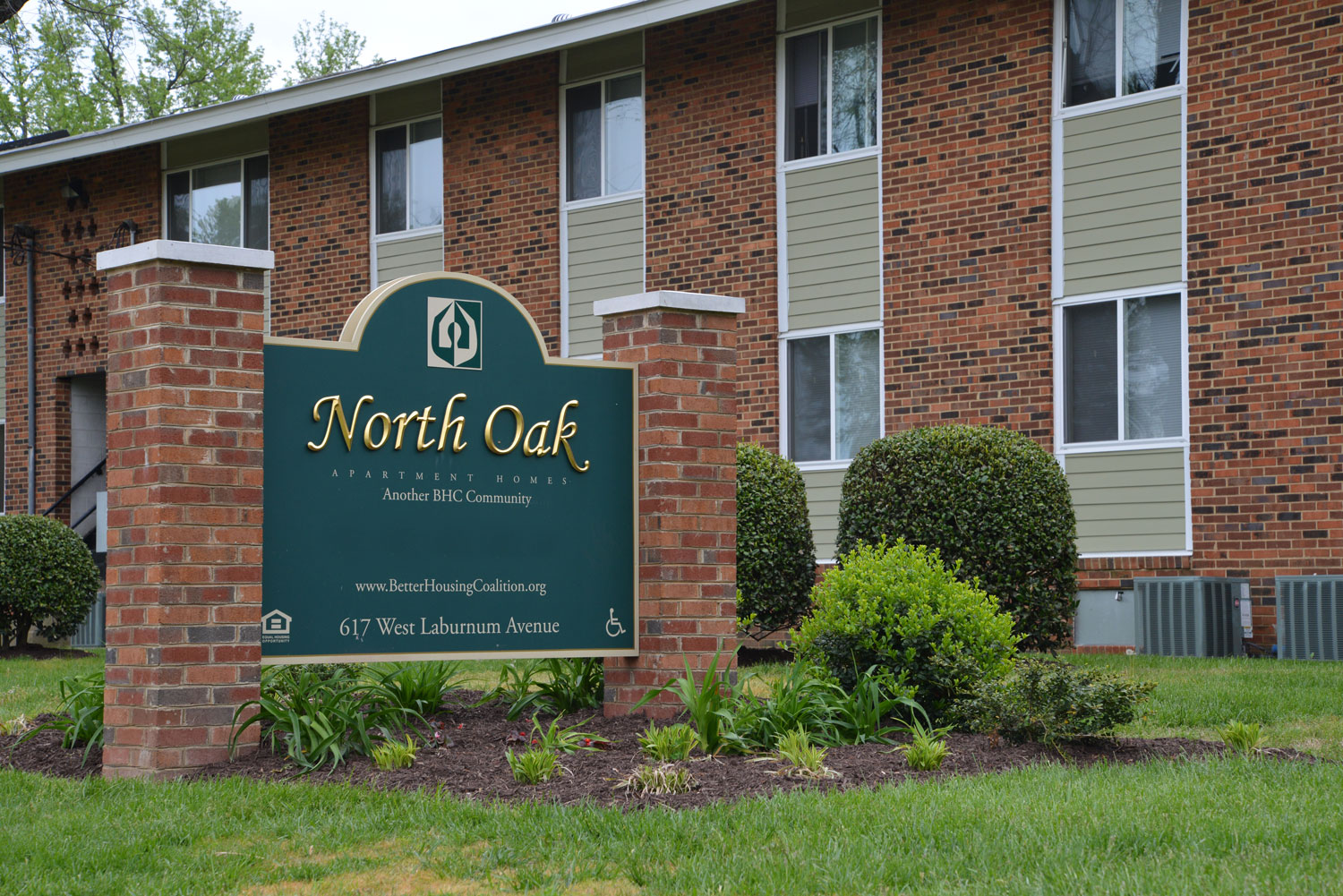 Attirant North Oak Apartments