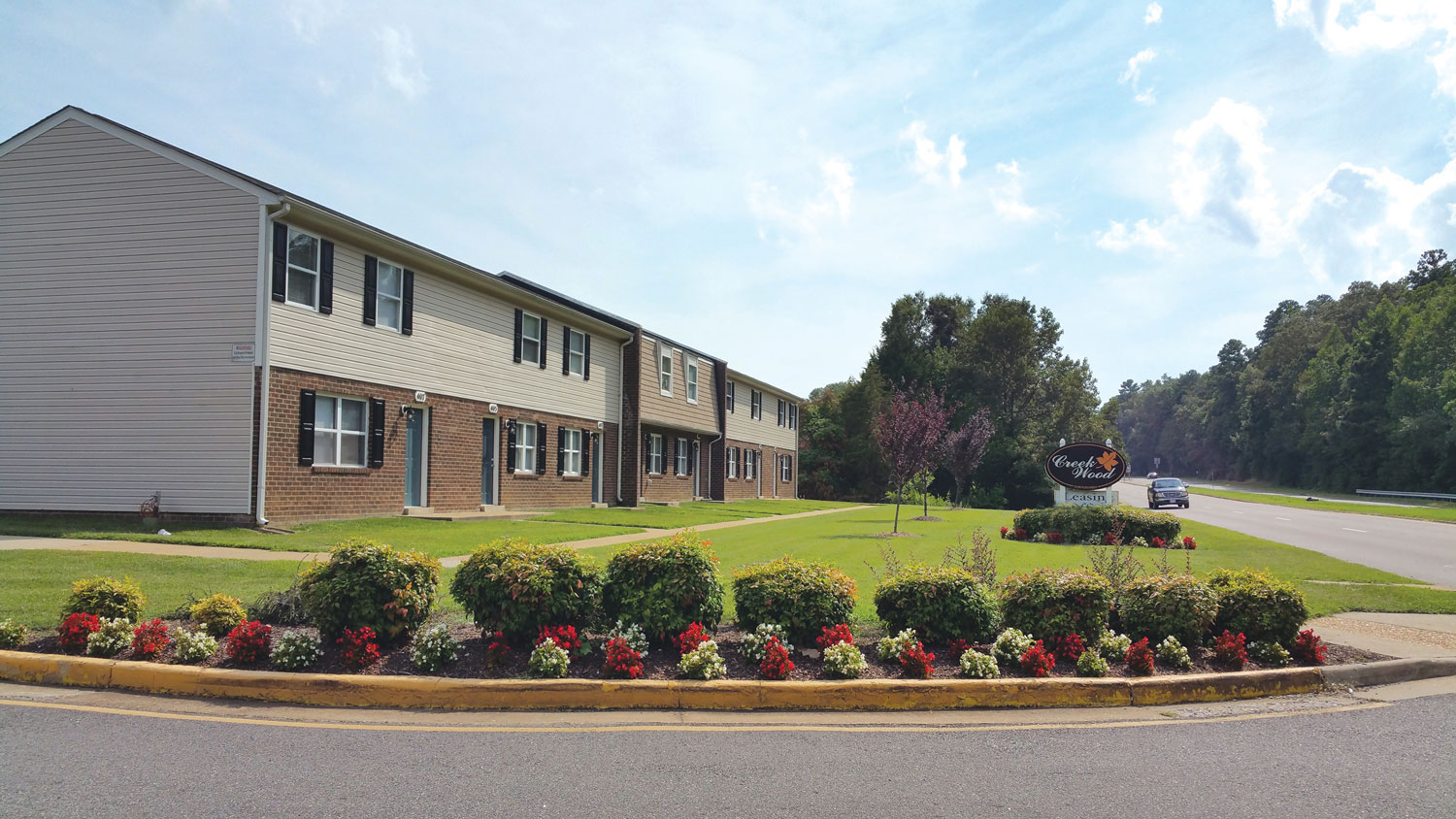 Creek Wood Townhomes For Rent In Highland Springs Va