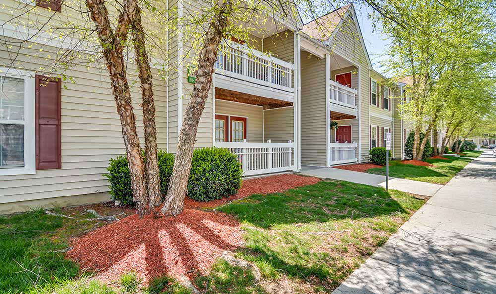 The Glenn S At Millers Lane Apartments In Henrico Virginia
