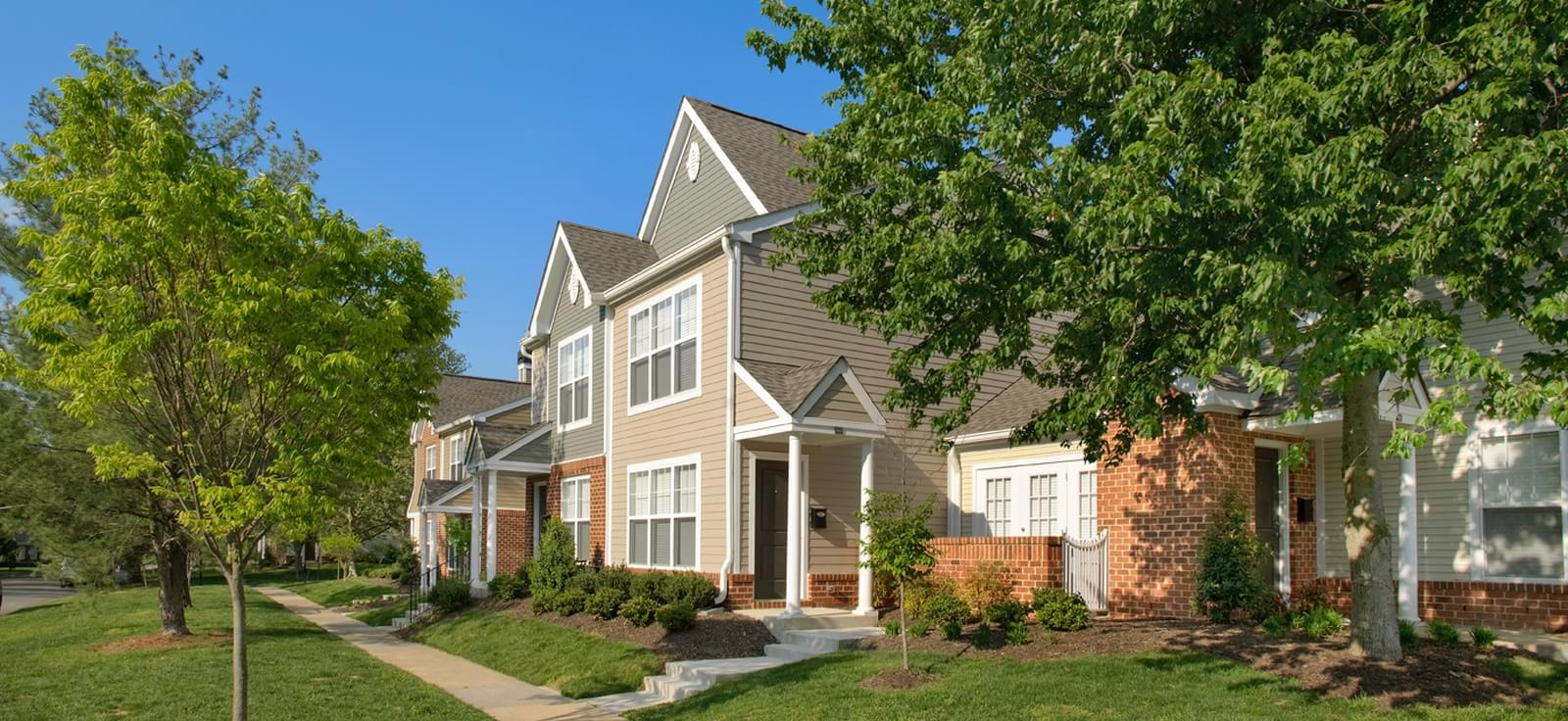 Gayton Pointe Townhomes For Rent In The West End Henrico County